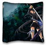 Custom Characteristic ( Anime Ga rei Zero ) Pillow Covers Bedding Accessories Size 16