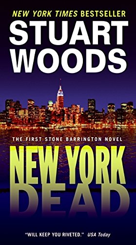 book cover of New York Dead