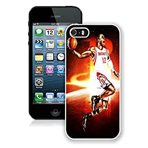 houston rockets howard 02 White Hard Plastic iPhone 5 5S Phone Cover Case