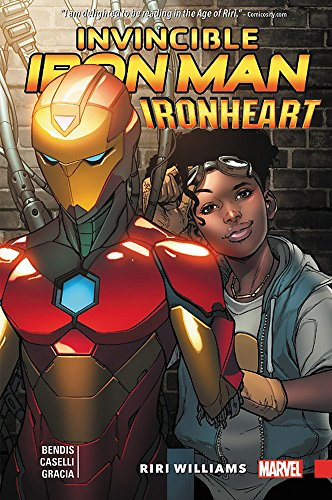Price comparison product image Invincible Iron Man: Ironheart Vol. 1: Riri Williams