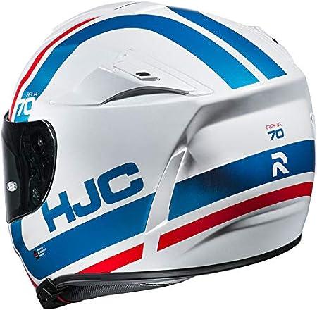 Casco de motocicleta HJC RPHA 70 GAON MC2SF M Noir//Bleu