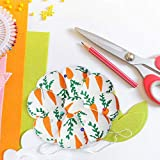 eZAKKA Polka Pumpkin Wrist Wearable Needle Pin