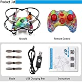 Dayseventh 2016 New Release Quadcopter Drone With Camera Support WiFi Real Time Video RC Helicopter