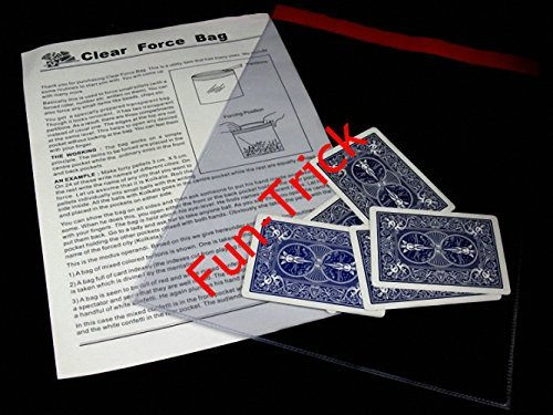 Price comparison product image Clear Force Bag / Magic Tricks/Magic Props/Stage Magic