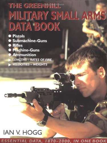 Greenhill Military Small Arms Databook (Military Arms Small)
