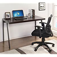 Kings Brand Espresso Finish Modern Design Home & Office Computer Writing Desk