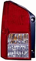 Depo 315-1955L-AS Nissan Pathfinder Driver Side Replacement Taillight Assembly