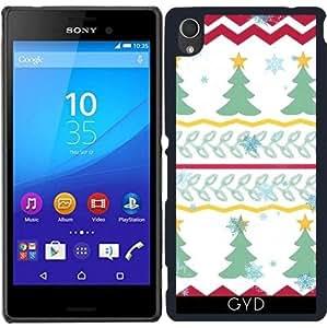 Funda para Sony Xperia M4 Aqua / Aqua DUAL - Diseño De La Navidad by LoRo-Design