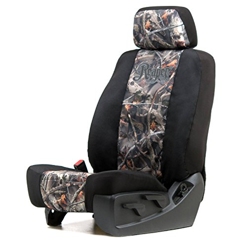 Outlaw Products Reaper Buck Canvas Low Back Bucket Seat Cover W/Headrest Cover