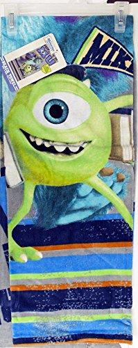 Disney Monsters University Bath Towel