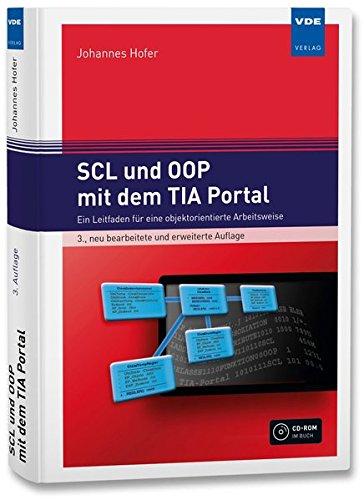 SCL und OOP mit dem TIA Portal: Ein Leitfaden für eine objektorientierte Arbeitsweise