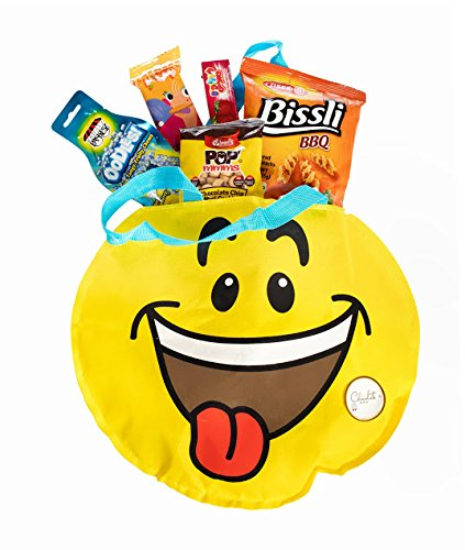 The Chocolate Bar Kosher Smile Candy Gift Bag (Candy Filled Bag) (smile3)