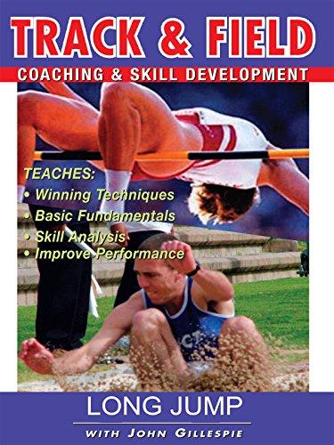 Track & Field Coaching & Skill Development Long Jump