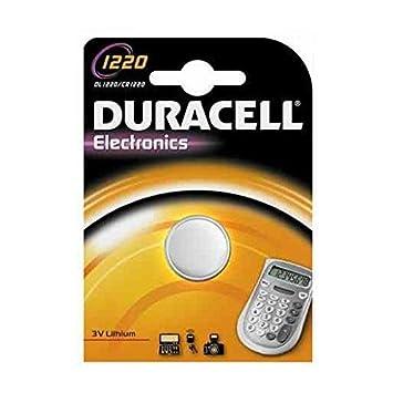 8751a6cf13e4cc DURACELL Lot de 2 Piles bouton lithium
