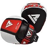 RDX MMA Boxing Pads Punch Target Focus Training Punching Mitts Hook & Jab Pads Thai Strike Kick Shield