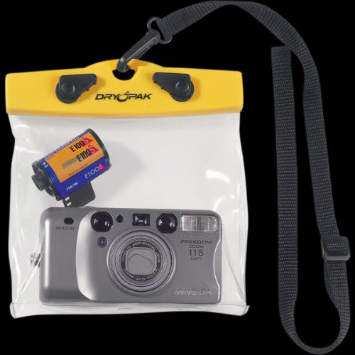 Kwik Tek DP-65C Dry Pak Case for Cameras
