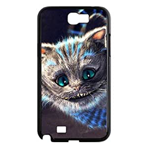 Alice in Wonderland Samsung Galaxy Note2 N7100 Perfect Design TPU Case Cover Protector Bumper