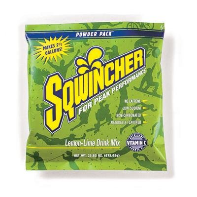 Sqwincher 23.83 Oz Instant Powder Pack Cherry Electrolyte Drink. (32 Each) ()
