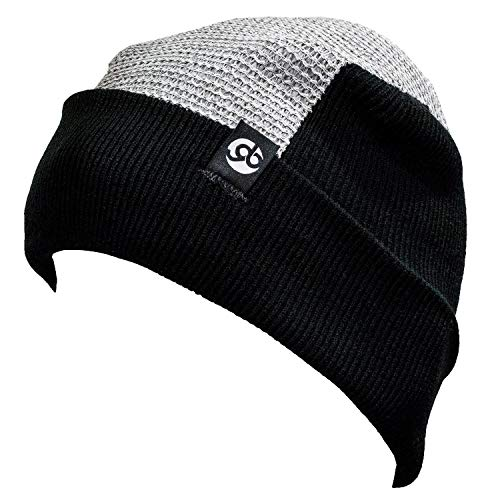 (Headspin Beanie Elite Grey Mesh - The Classic Bboy Spin Cap (Grey/Black))