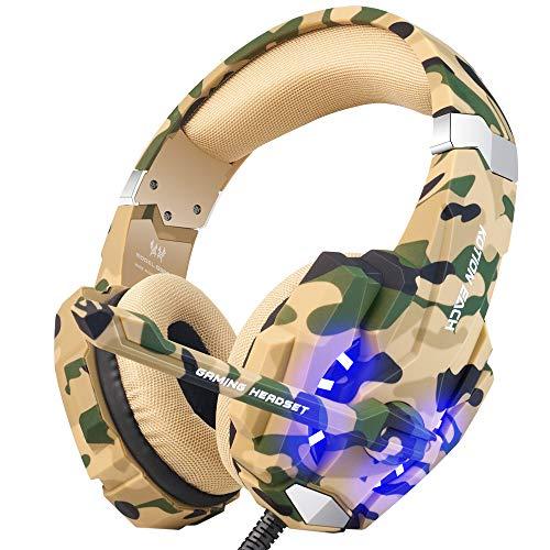 BENGOO Stereo Gaming Headset