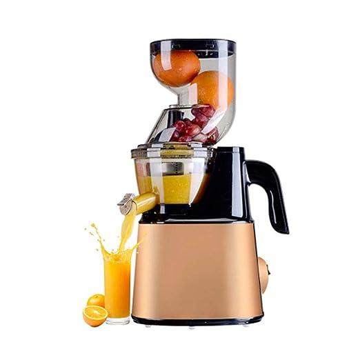 RMXMY Máquina de zumos de Gran Calibre para Uso en el hogar, más ...