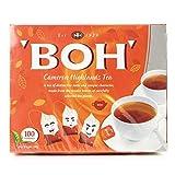 BOH Tea Malaysia Classic Cameron Highlands Tea (100 Teabags) Halal Teatime Instant Drinks 200g