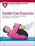 Gentle Core Exercises: Start toning your abs, building your back muscles, and reclaiming core fitness today