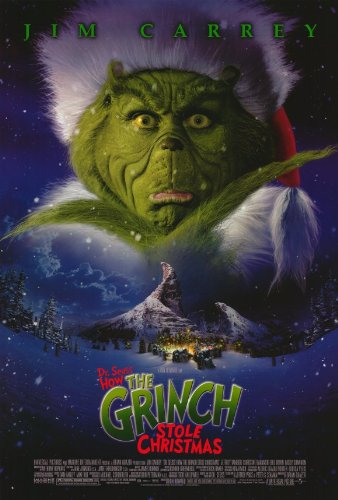 How The Grinch Stole Christmas Movie Poster.Dr Seuss How The Grinch Stole Christmas 27 X 40 Movie Posters