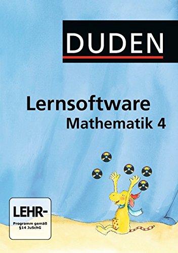 Duden Lernsoftware Mathematik 4