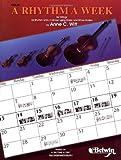 A Rhythm a Week, Anne C. Witt, 076925926X