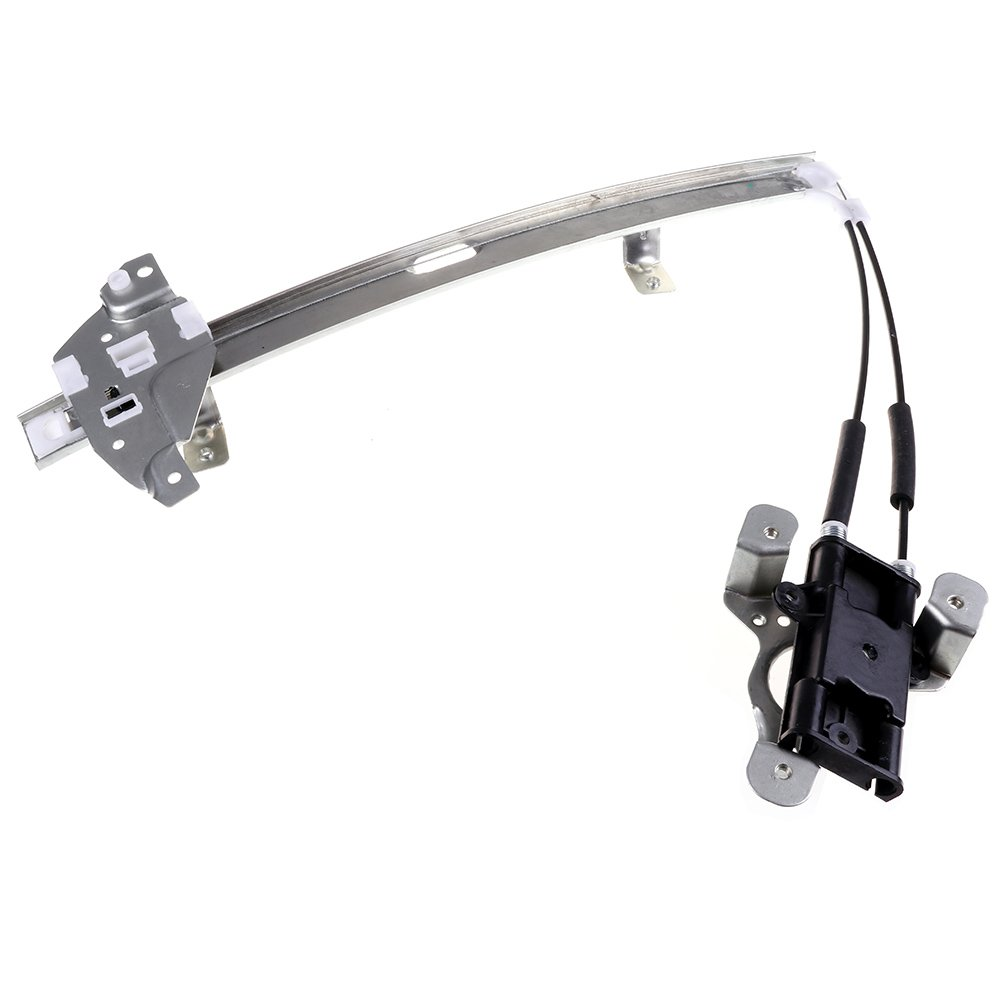 Power Window Lift Regulator on Front Right Passengers Side Replacement for 1997-2005 Buick Century 1997-2004 Buick Regal 1998-2002 Oldsmobile Intrigue (NO Motor Assembly) ECCPP 106039-5211-1720213551