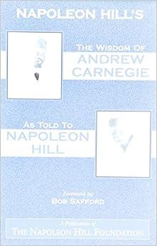 The Wisdom of Andrew Carnegie as Told to Napoleon Hill price comparison at Flipkart, Amazon, Crossword, Uread, Bookadda, Landmark, Homeshop18