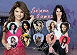 Printed Picks Company Selena Gomez Guitar Pick Display Limited 100 Only