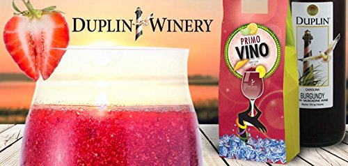 Duplin Winery Primo Vino Sweetzer Frozen Wine treat Gift Set, 1 x 750 mL