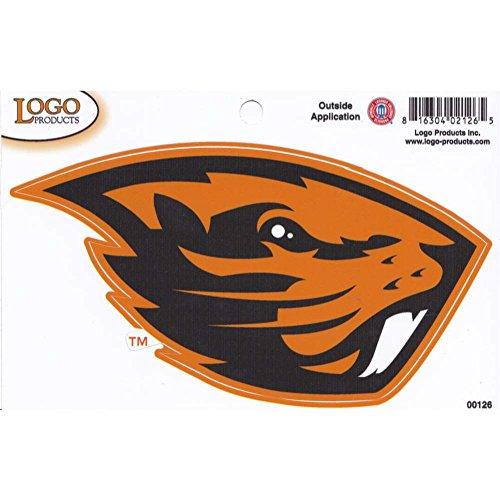 Oregon State Beavers Logo Decal - 7
