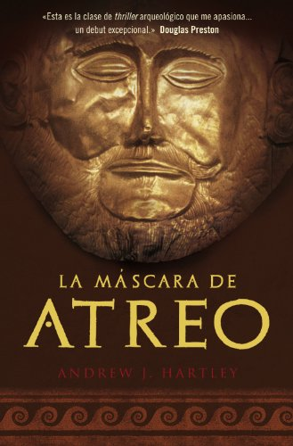La máscara de Atreo (Spanish Edition) by [Hartley, A.J.]