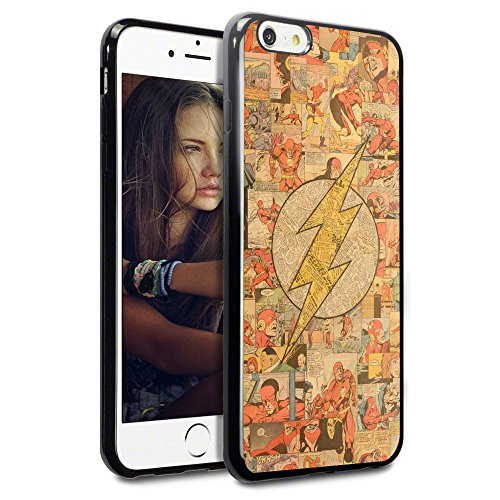 Onelee - DC Comics The Flash Logo TPU Case for iPhone 6...