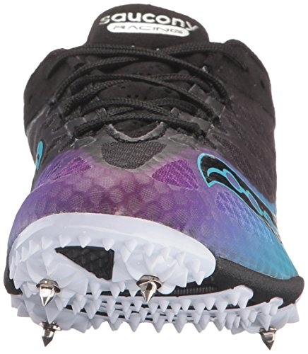 Womens Saucony Endorfine Punto Del Pattino Viola / Nero