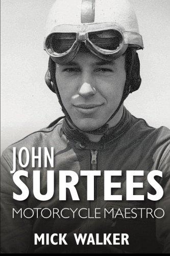 Read Online John Surtees - Motorcycle Maestro pdf