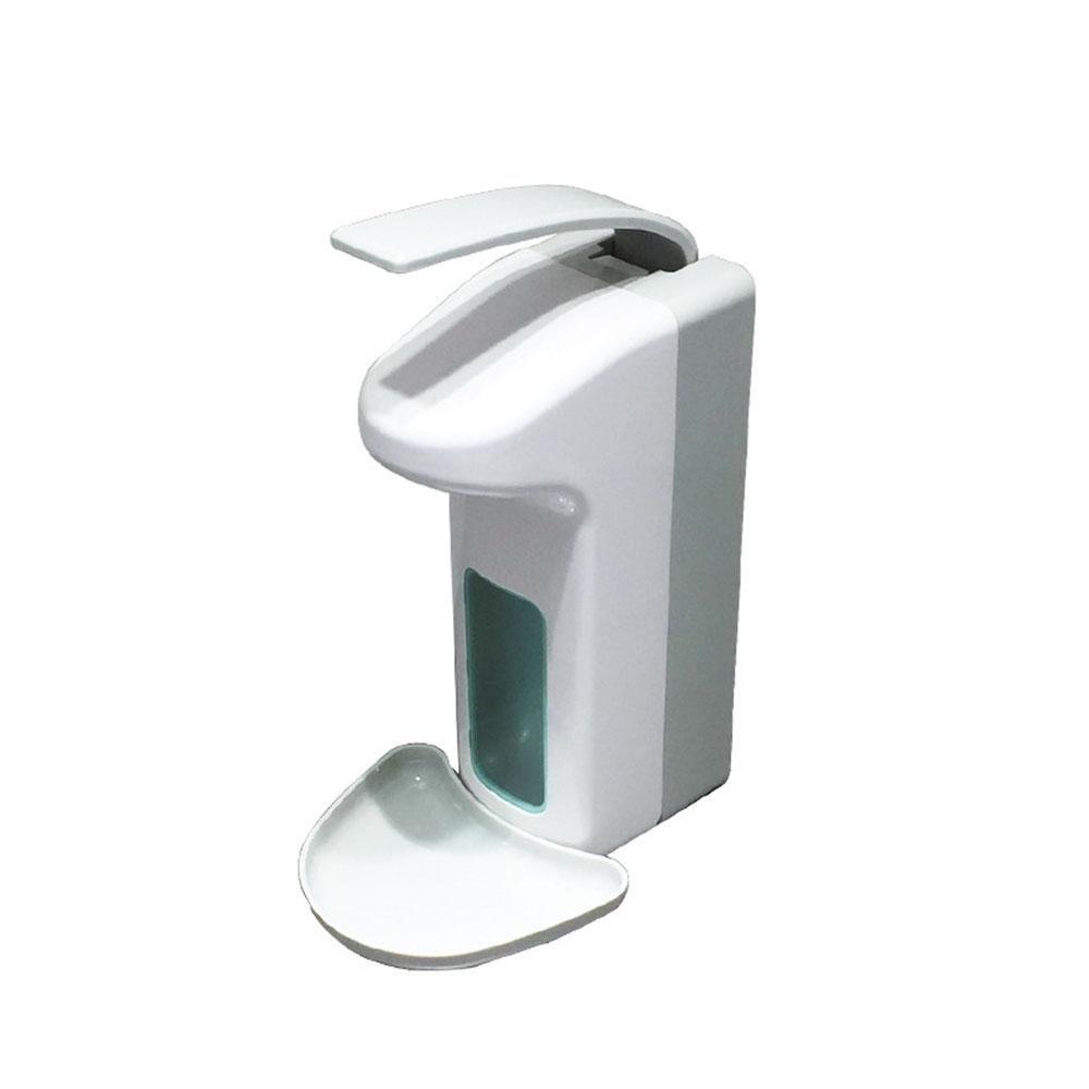 Presión de la mano desinfección Esterilizador dispensador de jabón Máquina de la desinfección: Amazon.es: Hogar
