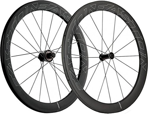 Easton EC90 Aero Road 700c Front Tubular Carbon Rim Brake