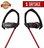 Senso ActivBuds Wireless Bluetooth Noise Cancelling Headphones with Mic