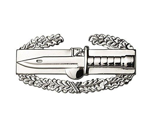 (Combat Action US Army Badge (Brite, Fullsize))