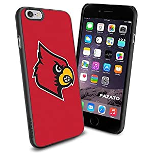 iPhone 5C Print Case Cover Louisville Cardinals College Logo Protector Black PAZATO?