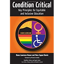 Condition Critical--Key Principles for Equitable and Inclusive Education (Disability, Culture, and Equity Series...