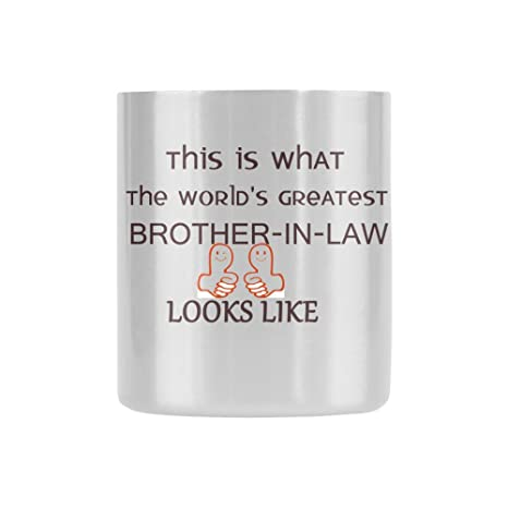Amazoncom Birthday Gifts Brother In Law Gifts Humor Quotes This Is