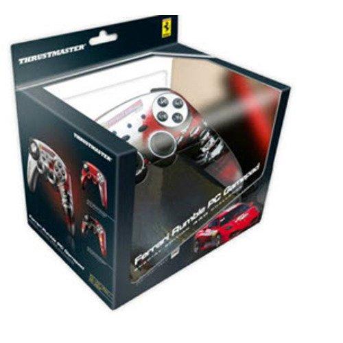 Thrustmaster Ferrari F430 Challenge Gamepad Driver for Mac