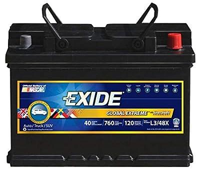 Exide Battery L348X Battery