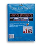 All-Star Sports Happy Birthday Banner
