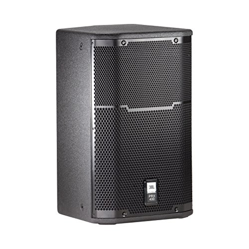 JBL PRX412M 12'' Portable 2-way Passive Utility Stage Monitor and Loudspeaker System, Black by JBL Professional